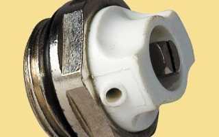 Для чего применяется воздушный кран в системе отопления