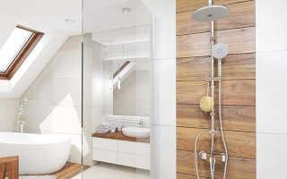 5 катастрофических ошибок при ремонте ванных комнат