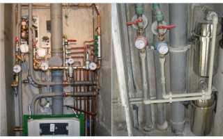 Почему гудят водопроводные трубы: причины проблемы и методы ее устранения
