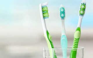 Как часто необходимо менять зубную щетку