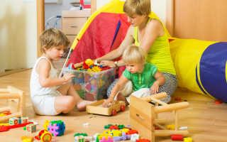 Никогда не используйте 4 этих средства для уборки детской комнаты