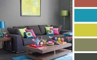 Почему вам неуютно дома: как правильно выбрать цвет интерьера