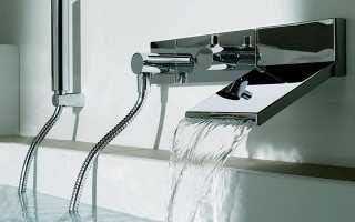 Какой смеситель для ванной с душем выбрать: 2 основных критерия