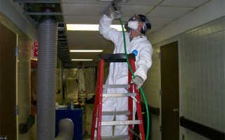 Дезинфекция вентиляции: необходимость и процесс очистки