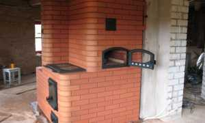 Порядовки отопительно-варочных печей: советы по выбору и реализации проекта