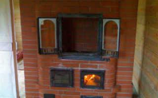 Отопительно-варочные кирпичные печи – универсальные устройства для загородного дома