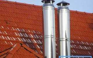 Как утеплить трубы: гарантия долговечности дымохода
