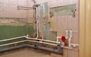Пластиковые водопроводные трубы: разновидности и особенности монтажа