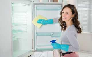 Мы обнаружили очень простой способ очистить внутреннюю поверхность холодильника