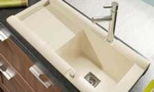 Чем чистить раковину из искусственного камня и особенности ухода за ней