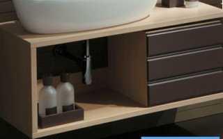 Мебель под раковину без раковины что можно соорудить