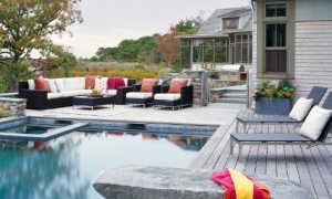 3 дома мечты с бассейном: фото и описание