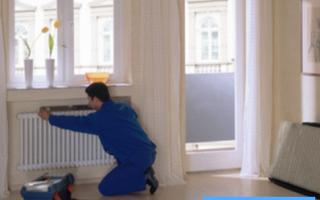 Установка радиаторов отопления: нормы и правила монтажа