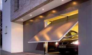 Подъемные гаражные ворота своими руками: чертежи, размеры, инструкция