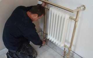 Фитинги для радиаторов отопления: разновидности и варианты установки