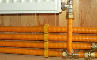 Гофрированные трубы из нержавейки для отопления: преимущества их использования и монтаж