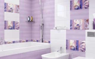 Что использовать для отделки ванной, если вы против плитки