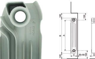 Виды радиаторов: конвекция, излучение, вода, электричество, материал корпуса, секционные и панельные изделия, способ установки