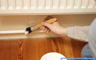Как выполняется покраска труб: подходящие составы и порядок работ