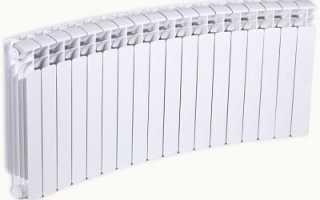 Расчет биметаллических радиаторов по площади, объему и для нестандартного утепления