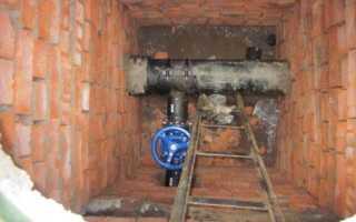 Водопроводный колодец: назначение, разновидности, сооружение