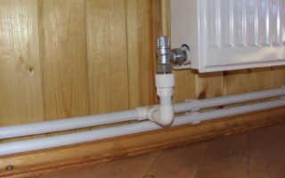 Двухтрубная система отопления с нижней разводкой – основные особенности и преимущества