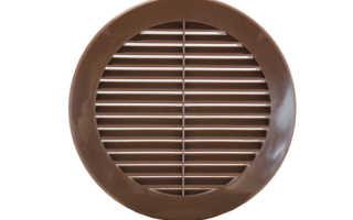 Выясняем, как правильно установить вентиляционную решетку